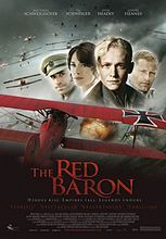 This German film on Manfred Von Richthofen may lack historical accuracy but the images and sounds of those old planes are beautiful as well as the image of the Red Baron turning into a soft idealistic hero.