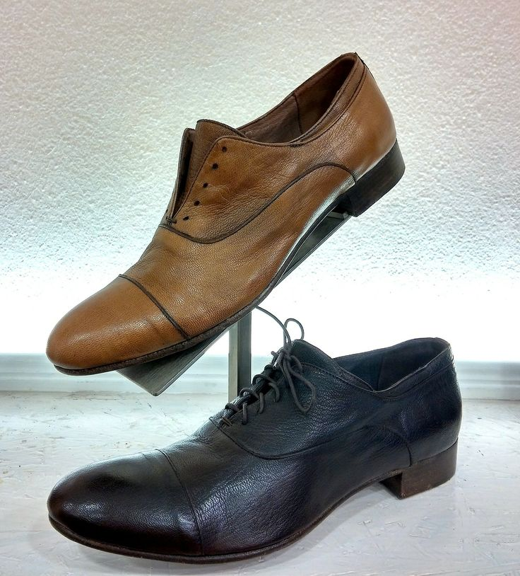 Shoes! Think them black & brown! by Atelier Classe Leather Shop in Florence (Italy) Via Torta 16-18/r www.atelierclasse... #leather #pitti85 #atelierclasse #pittiimmagineuomo #pitti20124 #fall2014 #pitti #florence #italy #fashion blog #palazzo pitti #jackets #shoes #bags #viatorta #leather shop #fashionista, #milano uomo #menswear #londonfasionweek #leather jackets #tuscany #tuscan www.atelierclasse...