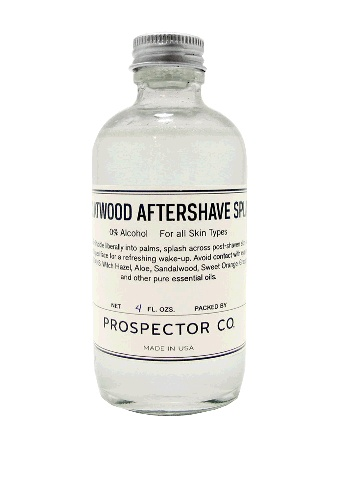 KC Atwood aftershave