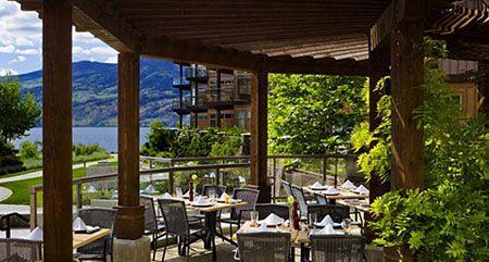 kelowna restaurant Charter Tours