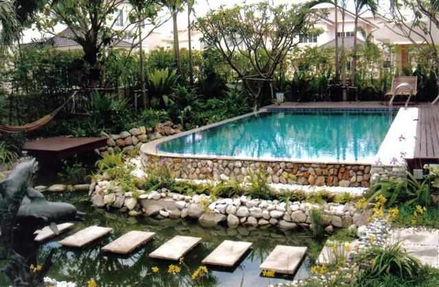 Spool Pools For Small Yards Pool Builders Nakhonsawan