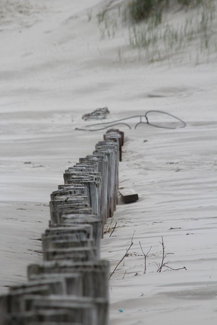 Ameland - strand Hollum <3