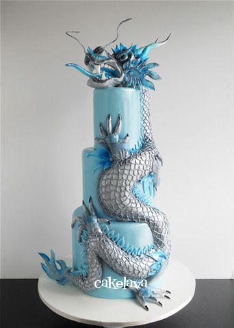 15 best Dragon Cakes images on Pinterest Amazing cakes Dragon