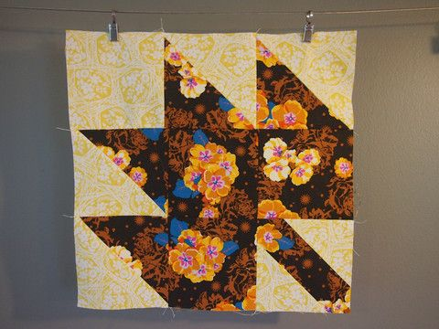"Fall Maple Baby Quilt or Wall Hanging (36"" x 36"") - Adult - Wednesdays – WAFFLE KISSES STUDIO"