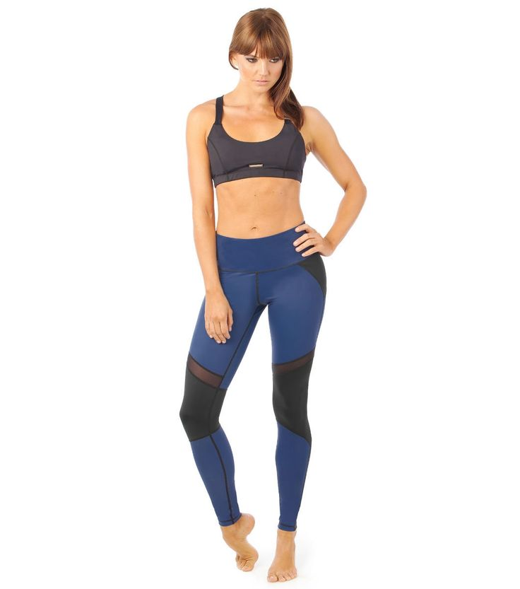 She's A Goddess Legging - Blue www.lurv.com.au #lurvsportswear #lurvlife