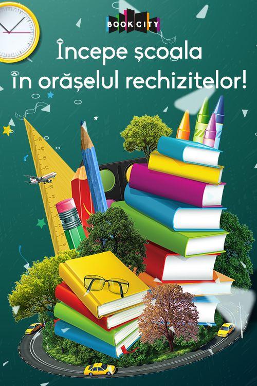 Vrei rezultate mari? Ia manuale și rechizite la prețuri mici. Ai până la 50% pe www.bookcity.ro