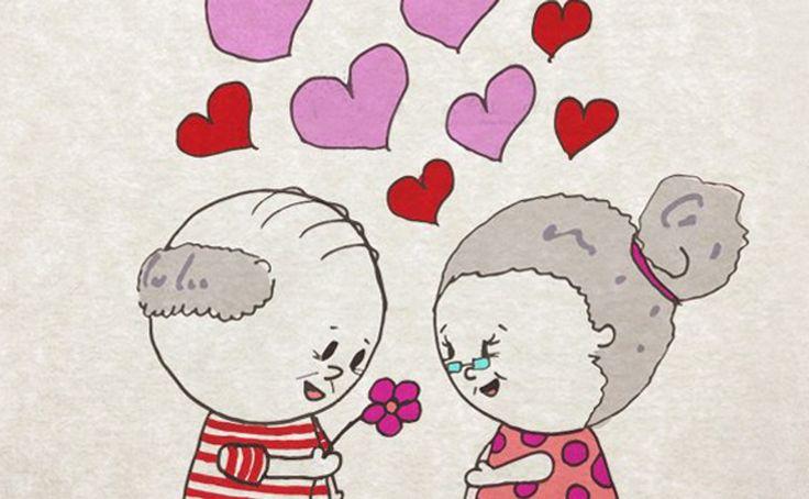 15 ilustrações mostram como fazer uma relação durar 25 anos, ou mais