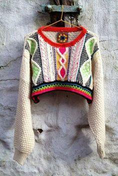 Katie Jones. Lovely knitting design!