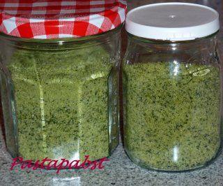 Rucola-Balsamico Salz