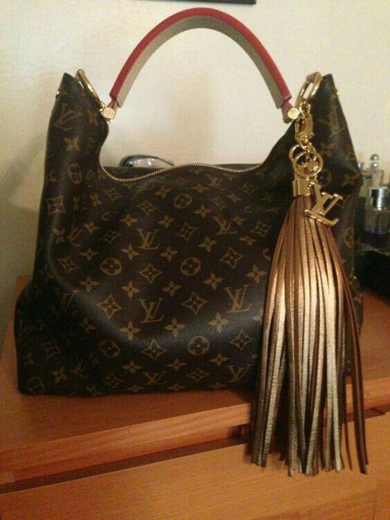 Classic Louis Vuitton Tote