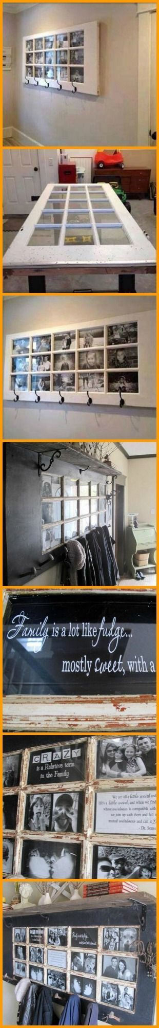 Here's a great way to personalise your entry and make it organised and functional at the same time. theownerbuilderne…