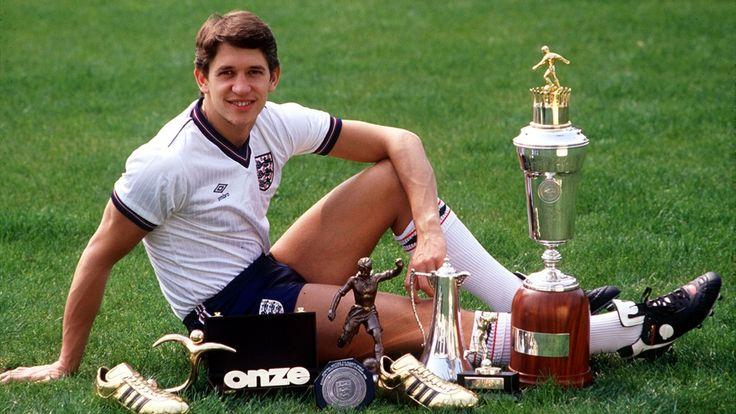 Gary Lineker,England,6 goals