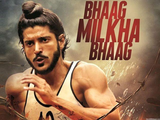 Quality Movies : BHAG MILKHA BHAG 2013 Blu-ray 720p 500mb