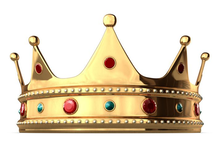 Kindness Crown Png Kings Crown Gold Crown