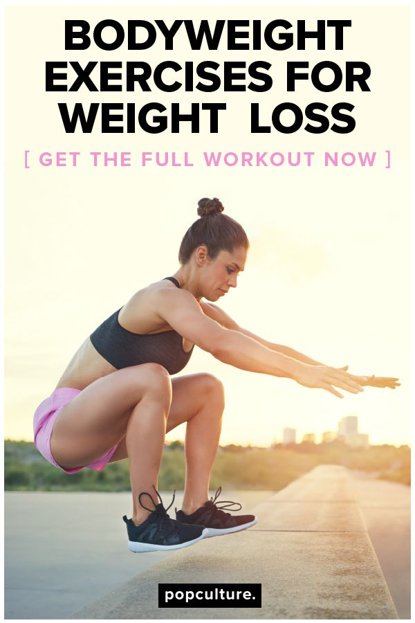 Who needs to spend hours on the boring treadmill when you can blast calories and burn fat in less than 20 minutes? Try our 18 bodyweight exercises for weight loss workout for fast results!  | Posted By: NewHowToLoseBellyFat.com