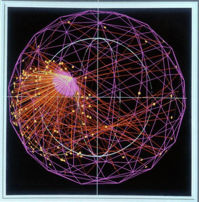 ...we have something that is mind-like already with the electron. ~ David Bohm