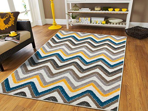 New Fashion Luxury Chevron 5x8 Large Rugs For Living Room