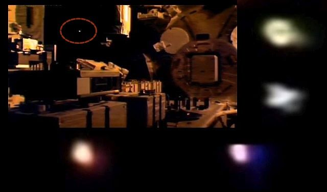 Color-Changing ORB at ISS Caught Live |UFO Sightings Hotspot