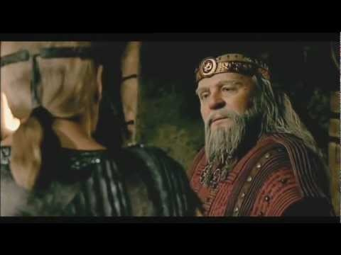 beowulf and king hrothgar In the epic poem, 'beowulf', hrothgar is king of the danes and lord of the great hall, heorot after beowulf kills grendel and grendel's mother.