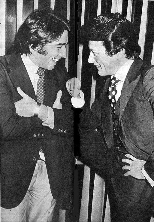 Con Palito Ortega.