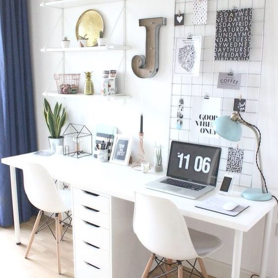 A Dozen Home Workspaces: Best 25+ Dorm Desk Organization Ideas On Pinterest