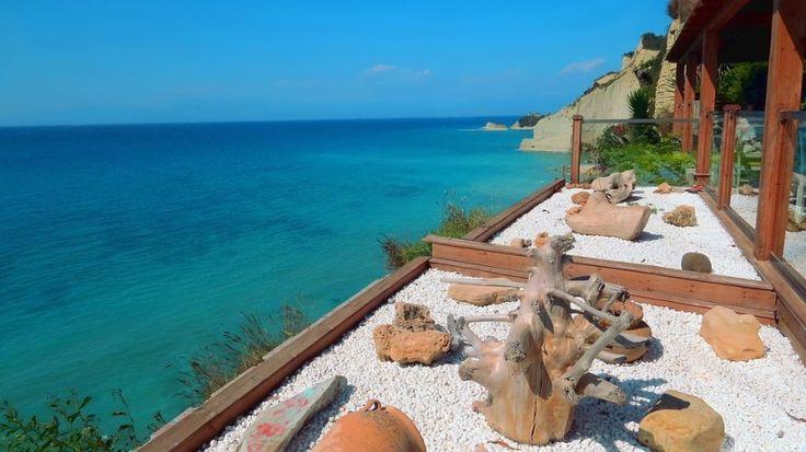 Cape Drastis, Corfu, Yunani