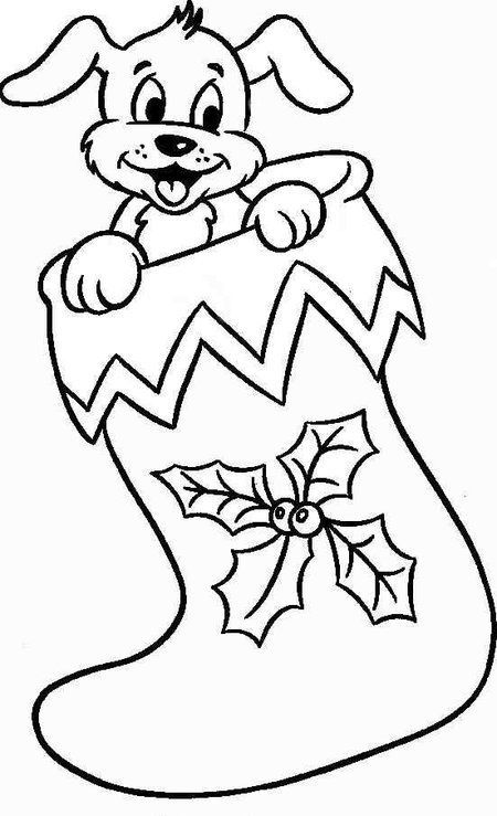 25 unique puppy coloring pages ideas on pinterest dog for Christmas coloring pages of puppies