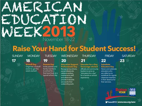 23 best images about American Education Week on Pinterest
