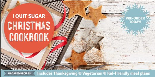 Pre-order the new updated Christmas Cookbook!