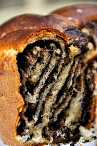 Chocolate babka, one of the best things about the Holidays!