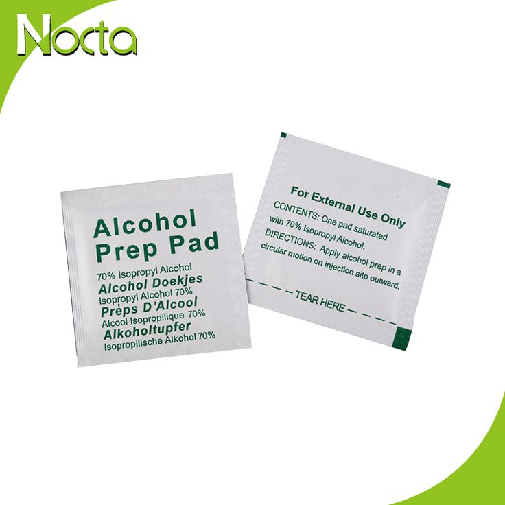 Wholesale Best Quality Glasses Alcohol Cleaning Wet Wipes