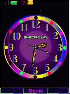 Madison : Nokia mobile clock themes free download