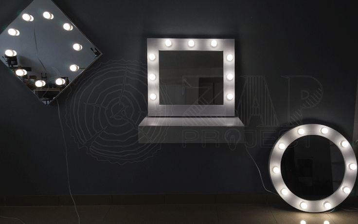 "Our little ""wall of fame"" :)!  Mirrors available on : www.zapproject.pl  Nasza mała ""ściana sławy"" :D Lustra dostępne na : www.zapproject.pl"