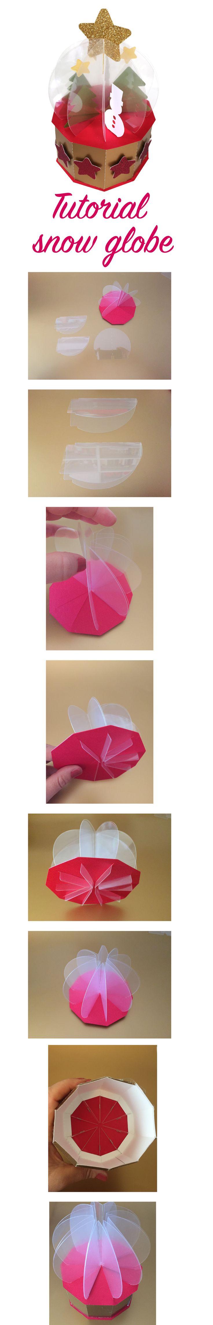 Palla di neve - Flavir Design di Daniela Moscone