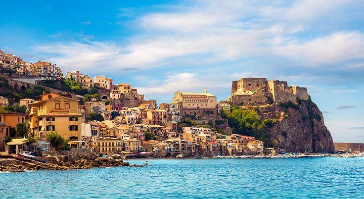 Sizilien – die Insel, wo die Orangenbäume blühen
