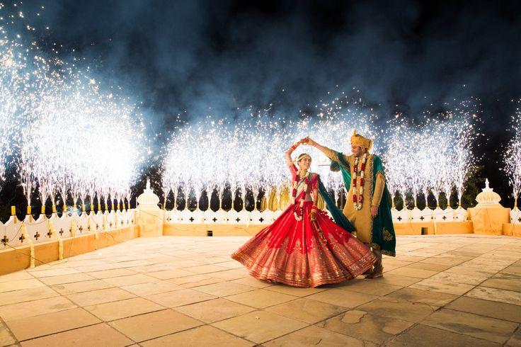 Udaipur weddings | Ruchir & Karishma wedding story | WedMeGood