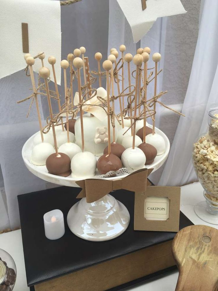 Diy Cake Pops Display