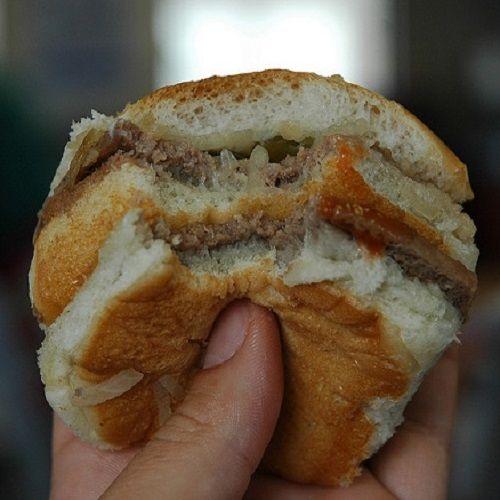 "Secret Copycat Restaurant Recipes – White Castle ""Sliders"" Burger Recipe"