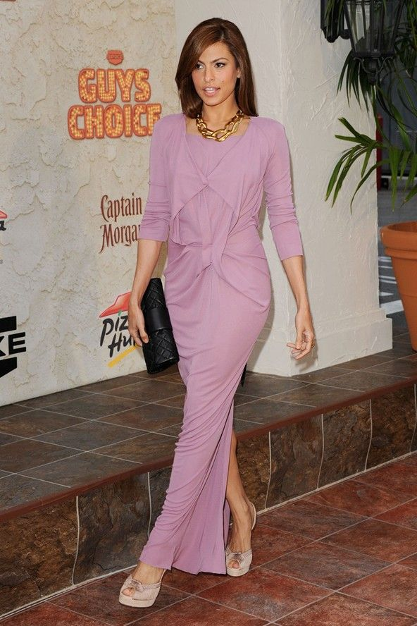 Eva Mendes at the Spike TV Awards