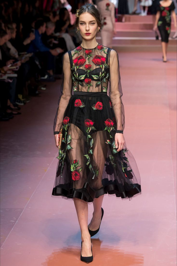 Dolce & Gabbana Fall Winter 2015-2016 - 69