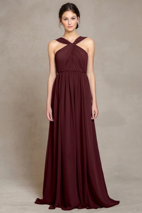 Best 25+ Merlot bridesmaid dresses ideas on Pinterest ...