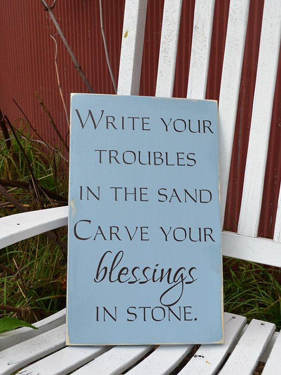 Write your troubles in the sand beach themed by GrabersGraphics, $32.00