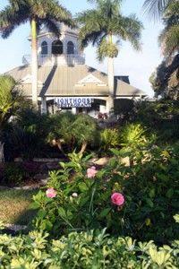 Lighthouse Restaurant at Port Sanibel Marina
