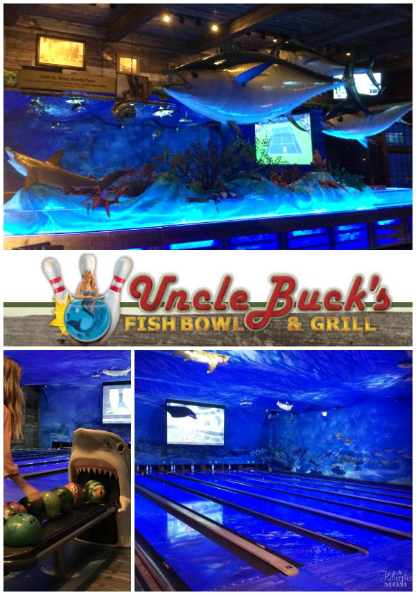 Uncle Buck's Fish Bowl and Grill - Fun Things in Destin Florida