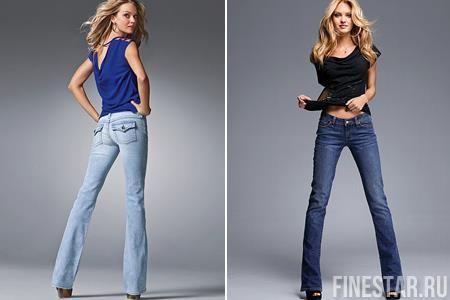Вот достоинства тела невысоких джинсы с ровными штанинами