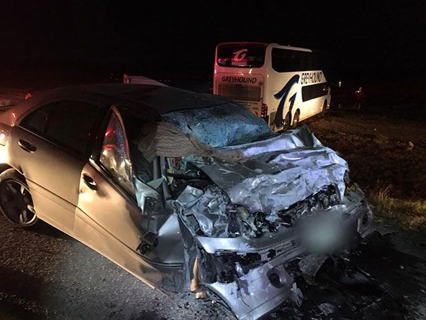 Two US citizens killed in passenger bus crash near Bloemfontein