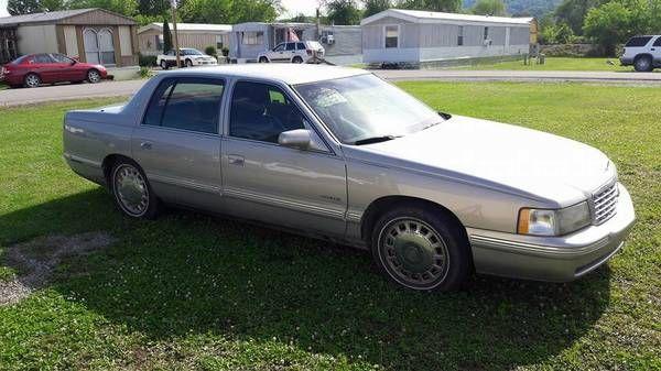 #Craigslist #1997 #Cadillac #DEVILLE #Elkins 1997 Cadillac Deville (Elkins, wv) $2300: < image 1 of 5 > 1997 Cadillac Deville fuel:…