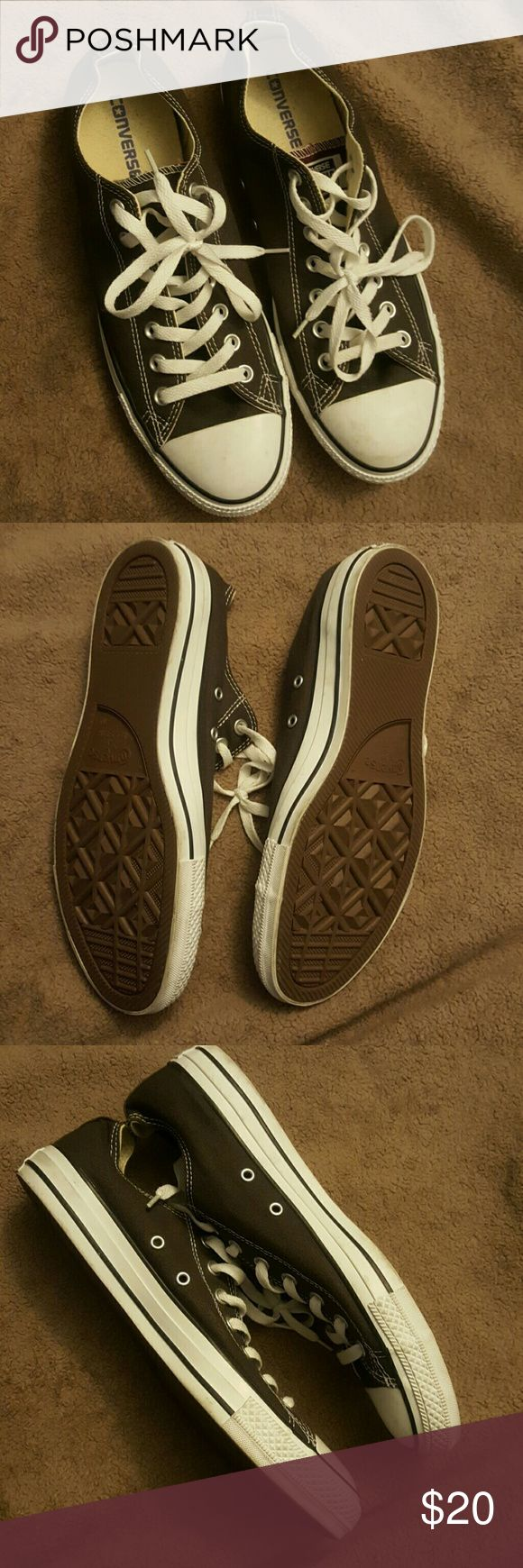 Mens Converse  (chucks) size 10 - BRAND NEW!!!!! Size 10 mens Converse,  never ever been worn before! Converse Shoes Sneakers
