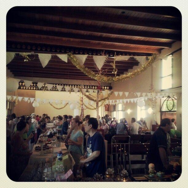Oude Libertas Market