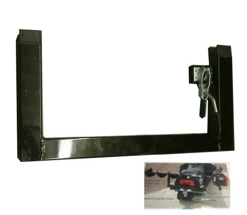 Ice Fishing Auger Carrier Holder - OMJ Outdoors